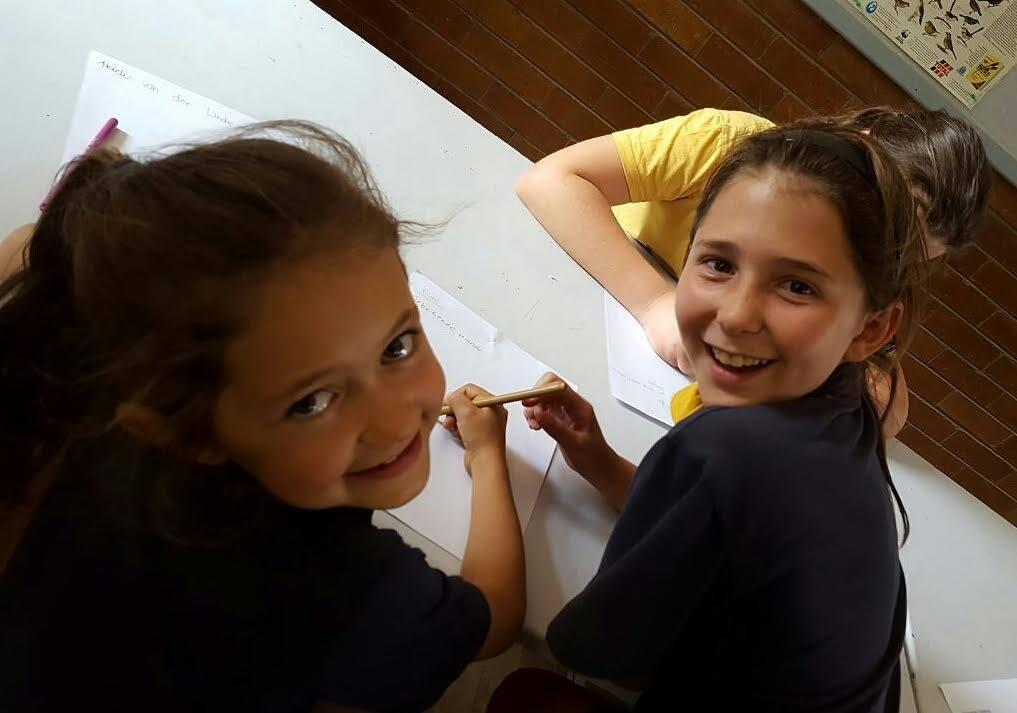 Schule Kroondal Skool - Jungschar Kleinspan